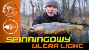 Spinningowy ultralight